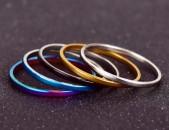 кольца недельки, браслеты и чокеры