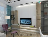 «REMONT HOUSE»  Design and Construction