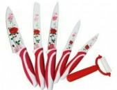 YIJIALE խոհանոցային դանակներ 6 կտոր