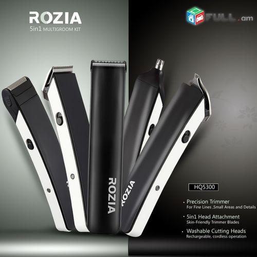 Trimmer universal 5 in 1 Rozia HQ-5300 ????