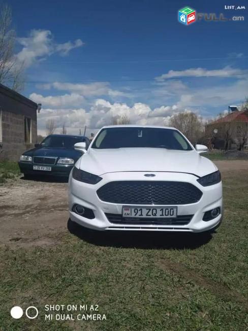 Ford Fusion , 2012թ.