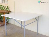 Վարձույթով սեղան/սեղան քառակուսի/90*90 սեղան/vardzuytov sexan/900*90 9a3si sexan