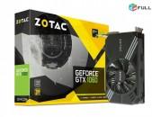 ВидеоадаптерZotac GeForce GTX 1060 6GB DDR4 DVI HDMA