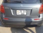Prakat prokat rent a car avtovardzuyt Suzuki SX4