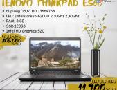 Lenovo ThinkPad E560 Intel Core i5-6200U 2.30Ghz 2,40Ghz ✅RAM: 8 GB ✅SSD:120GB