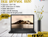 Dell Latitude 5580 Intel Core i3-7100U ✅RAM: 8GB ✅SSD: 128 GB Samsung ✅VGA: Intel HD Graphics 620