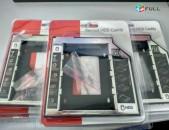 FASTcomp : Second HDD Caddy perexadnik Նոթբուքի համար / 12.7մմ / 9.5 մմ
