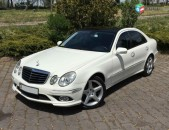 Mercedes-Benz E 350  4Matic , 2008թ.