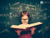 Մաթեմատիկա, հայոց լեզու-գրականություն, ֆիզիկա, քիմիա առարկաների պարապմունքներ