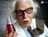 Գիտական փորձեր, gitakan pordzer, научные эксперименты