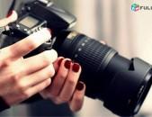 Ֆոտո և վիդեո նկարահանում, photo ev video nkarahanum, foto