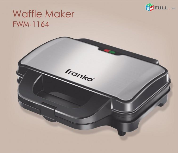 Вафельница Franko FWM-1164