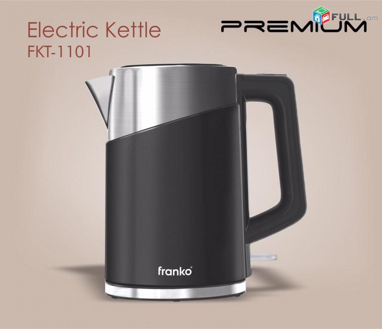 Чайник металлический Franko FKT-1101