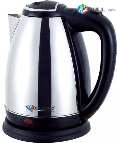 Чайник металлический DM-1075