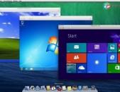 Windows XP, Vista, 7, 8.1, 10 և Ubuntu 17 ՕՀ-երի տեղադրում։