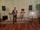 Պրոֆեսիոնալ Դիջեյ և սաքսաֆոնի ծառայություն Диджей DJ DIJEY Dj carayutyun
