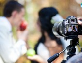 Ֆոտո վիդեո պրոֆեսիոնալ նկարահանում: Foto photo video nkarahanum Tarber mijocarumneri hamar