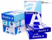 Կգնեմ A4 tuxt թուղթ Ա4 - փոքր և մեծ քանակով - ֆորմատ A4 և A3 - TUXT TPELU