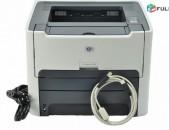 HP LaserJet 1320 ( DUBLE SIDE PRINTER, ԵՐԿԿՈՂՄԱՆԻ ՏՊՈՂ ) - ԱՆԹԵՐԻ ՎԻՃԱԿՈՒՄ + ԱՌԱՔՈՒՄ