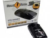 Antiradar - STREET STORM STR-6000EX սերիայի - արագաչափի դեմ - элитный антирадар