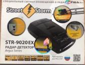 Antiradar Street Storm STR-6600EXT - Էքստրիմ զգայուն 500մ-1.5կմ արագաչափի զգուշա