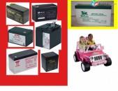 ՄԱՐՏԿՈՑ - Խաղալիք ավտոմեքենա և այլի համար akumlyator аккамулятор մանկական UPS-ի martkoc avto auto
