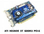 VIDEO CARD Sapphire Radeon HD 2600 XT GDDR3 DUAL DVI FULL HD - Видеокарта Videocard