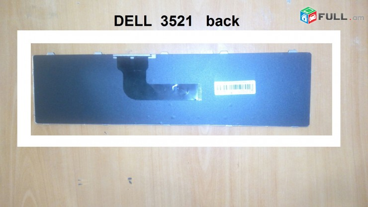 Dell 3521 NEW US Keyboard 15 15R 15v-1316 3537 5421 5521 5537 0YH3F NEW notebook Նոթբուք
