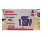 դինամիկ Admirai  35000 W LED Bufer մուզիկալնի ցենտր