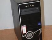 Core I3-4160 RAM 8GB HDD 500GB MB ASUS H81M-K խաղաին hamakargich