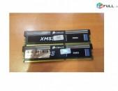 Corsair DDR3 1600 Mhz XMS խաղային օզու ram հիշողություն + երաշխիք