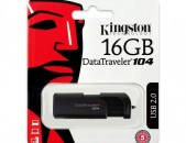 16 gb kingston DT104 ֆլեշկա usb 2 fleshka USB 2 Flash Drive ORIGINAL