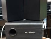 Dinamik mini speaker BS227 USB SD card FM փոքր գեղեցիկ դինամիկ mag usilitel