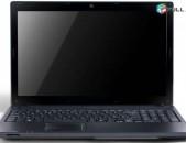 Acer ZQ8-B Ram 2GB Intel (R) pentium (R) CPU նոութբուք Windows 7 notebook