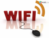ROUTER - Настройка Сетей WiFi և LAN ցանցերի տեղադրում, ծածկույթի հզորացում