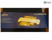Լամինատոր Laminator Libra A3MX- L- A3 ламинатор Lamination