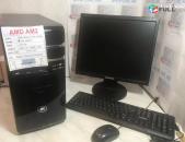 Համակարգիչ hamakargich + HDD Monitor RAM 8GB / 320GB մոնիտոռ