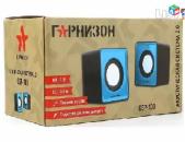 Բարձրախոս Гарнизон GSP-100 speakers колонки динамики dinamik bardzrakhos USB