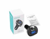 FM մոդուլյատոր Car MP3 player T20 car charger modulyator լիցքավորիչ