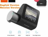 Camera Xiaomi 70 Mai Dash Cam Pro + GPS optioal - 2K որակ  1944P HD Global Car DVR