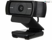 WEB camera LOGITECH C920 FULL HD վեբ կամերա, kamera կամեռա camera vidio video