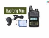 Racia Baofeng Mini T1 1-5km 400-470MHz 2W рация դադիոկայան ռացիա