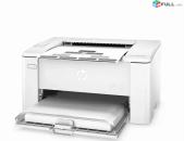 HP LaserJet Pro M102a Լազերային տպիչ պրինտեր Tpich