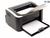 Samsung ML-1660 լազերային տպիչ սև-սպիտակ Принтер laser printer