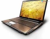 HP Pavilion DV7 1261 Notebooki Pahestamaser նոթբուքի Պահեստամասեր Korpus 1261wm