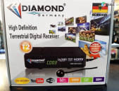 Tv tuner Դայմոնդ 8822 Full HD նաև միանում 12V-ով HDMI VGA DVB -T DVB -T2
