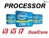 Տարբեր պրոցեսորներ i3 i5 i7 2100 3470 3570 2600 2600k 4790 3770 процессоры CPU