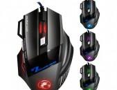 IMice X7 Silent Game mouse մկնիկ մուկ мышь
