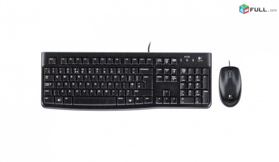 Keyboard Logitech MK120 Combo / New ստեղնաշար клавиатура