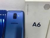 Samsung Galaxy A6 2018 blue 32gb idealakan vichak, nori pes, tupov, aparik texum 0%